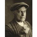 Stanisław Ignacy Witkiewicz, //Groźny bandyta//, 1931, fotografia, 11,7 × 8,5 cm, courtesy Muzeum Tatrzańskie w Zakopanem 838