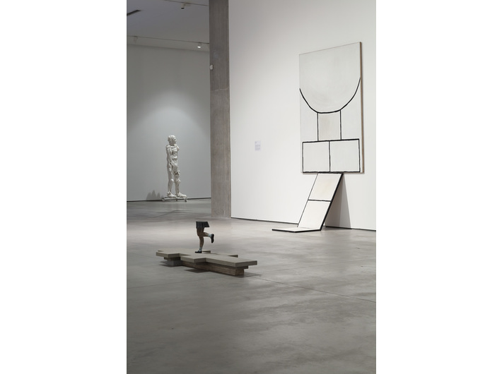 MOCAK Collection exhibition, photo: R. Sosin