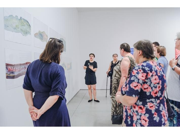 Warsztaty //Wzornik//, 27.7.2018, fot. L. Radyk