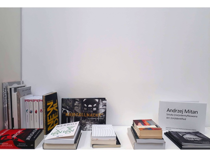 New book releases available at the Library, photo: J. Bartosiewicz
