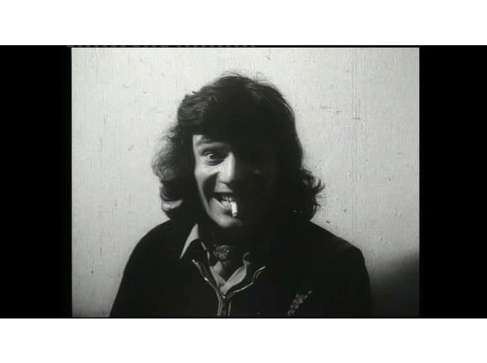 Józef Robakowski, //Record//, 1972, movie, 6 min, MOCAK Collection