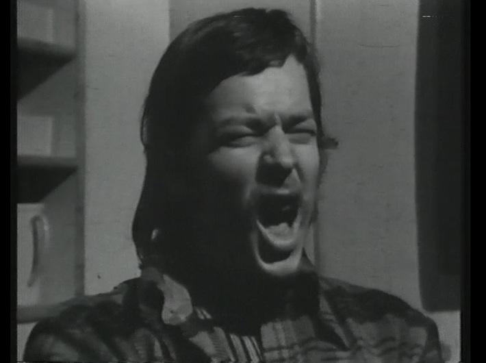 Wojciech Bruszewski, //YYAA//, 1973, film, 2 min 59 s, MOCAK Collection