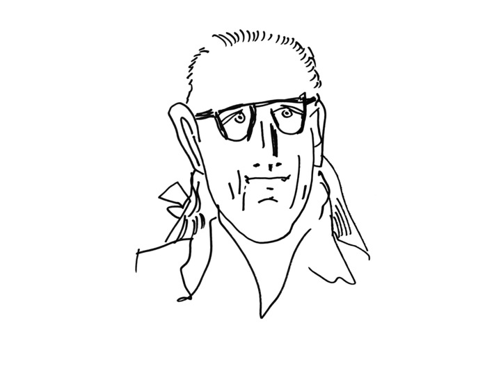 Autoportret Edwarda Dwurnika, 2015