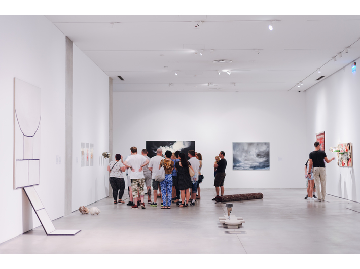 MOCAK Collection exhibition, photo: L. Radyk