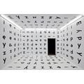 Stanisław Dróżdż, //Między//, 1977/2004, instalacja, 300 × 500 × 450 cm, Kolekcja MOCAK-u880