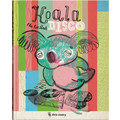 The cover of the book //Koala Disco// by Aleksandra Cieślak686