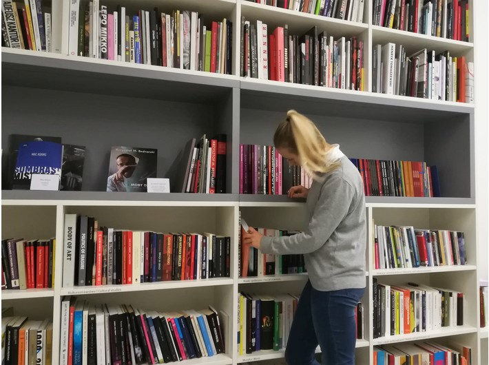New book releases available at the Library, photo: K. Gibas