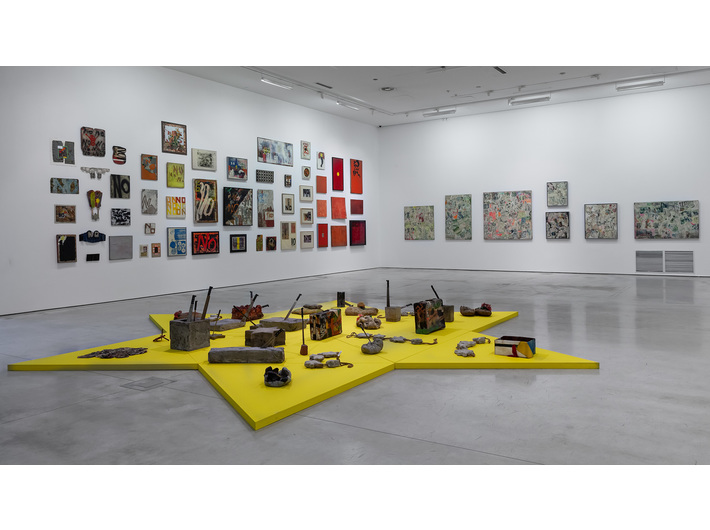 Wystawa Borisa Luriego //Pop-art po Holokauście//, fot. R. Sosin
