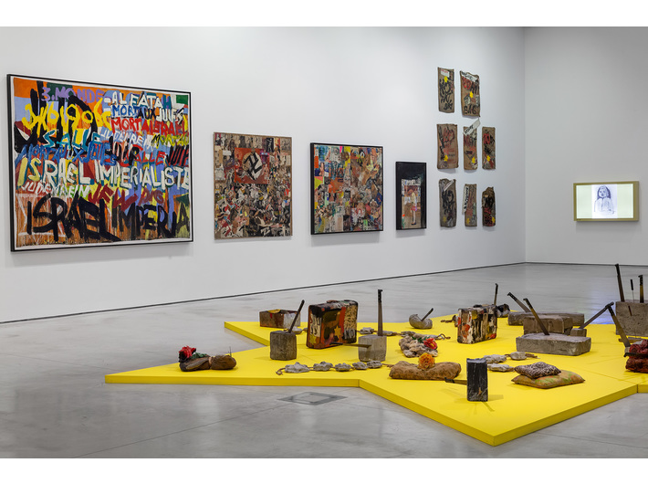 //Pop-Art After the Holocaust// exhibition, photo: R. Sosin