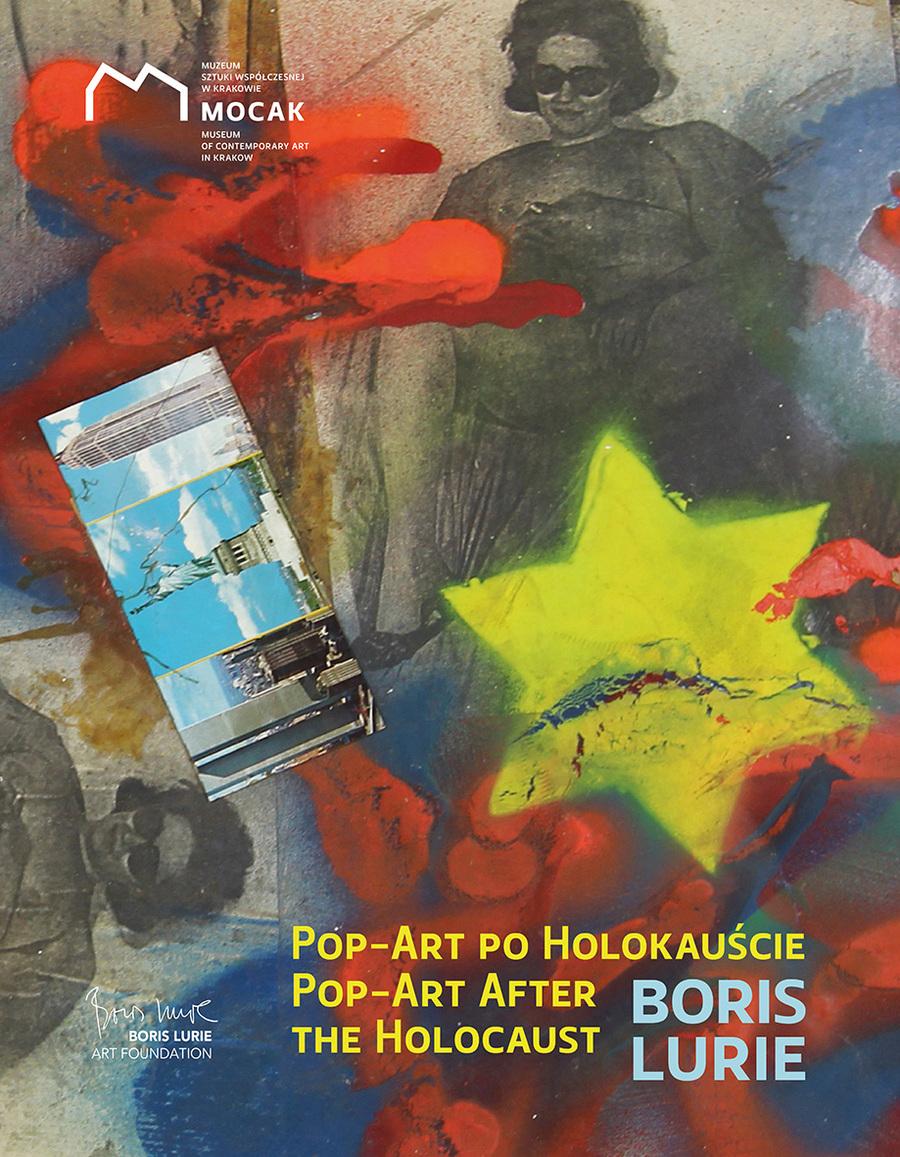 """Katalog wystawy """"Pop-art po Holokauście"""""""