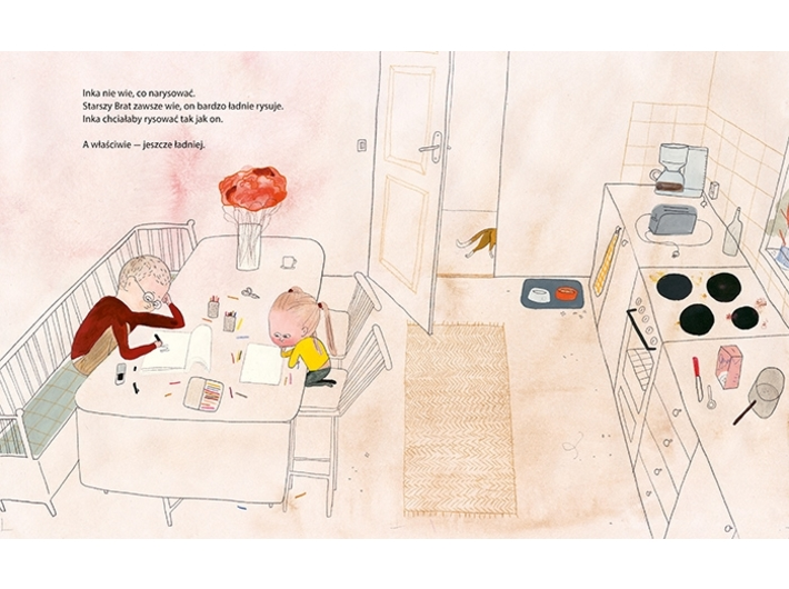 // Silly Drawing!//, Johanna Thydell, Wydawnictwo Zakamarki