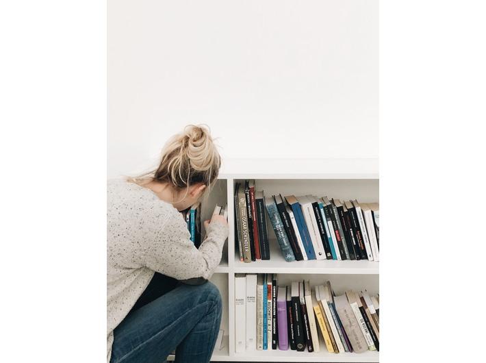 Biblioteka MOCAK-u, fot. W. Kalińska