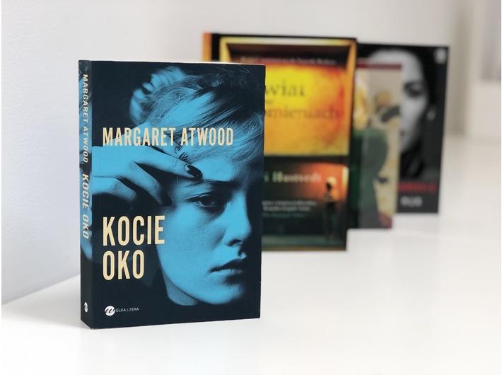 Sztuka Opowieści 2 Margaret Atwood Kocie Oko Mocak