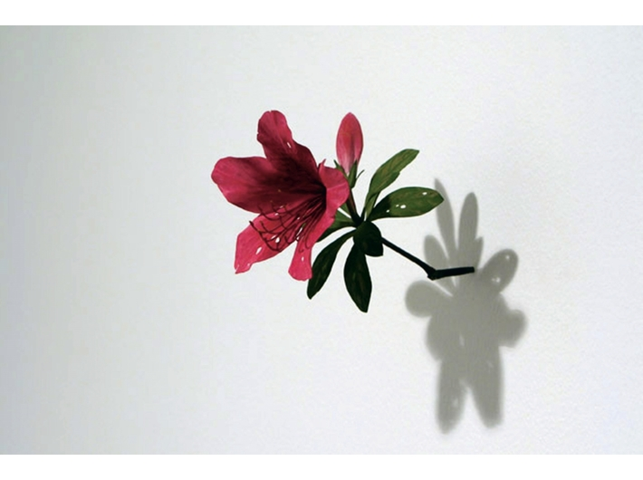 Yoshihiro Suda, //Azalea//, 2008, polychromed wood, 12,5 cm, Ø 9 cm, MOCAK Collection