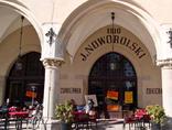 Kawiarnia J. Noworolski na Rynku Głównym w Krakowie, fot. J. Gryglewicz2
