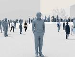Xavier Veilhan, bez tytułu, 2010, materiały prasowe Federalnego Urzędu Budownictwa i Planowania Przestrzennego5