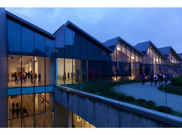 MOCAK Building, photo: R. Sosin