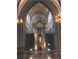 Wnętrze katedry w Chester, dzięki uprzejmości muzeum katedry w Chester4