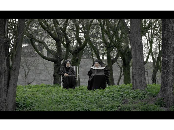 Michał Hytroś, //Siostry//, 2017, wideo, 17 min 33 s, courtesy Szkoła Filmowa w Łodzi