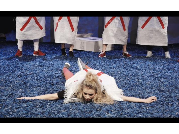 Zuzanna Grajcewicz, //Wycinka//, 2017, wideo, 16 min 18 s, courtesy Szkoła Filmowa w Łodzi