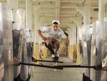 Kadr z filmu Piotra Wysockiego i Dominika Jałowińskiego //Run Free// (2010)2