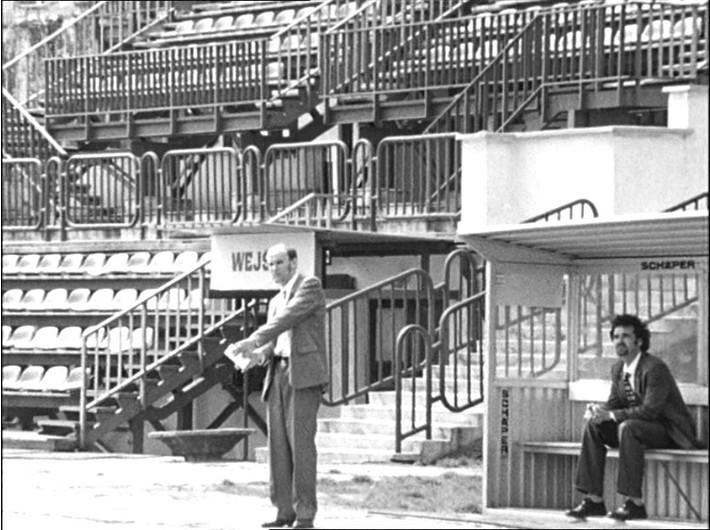 Josef Dabernig, //Wisła//, 1996, film, 8 min, Kolekcja MOCAK-u