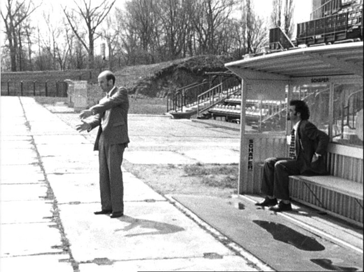 Josef Dabernig, //WISLA//, 1996, film, 8 min, MOCAK Collection