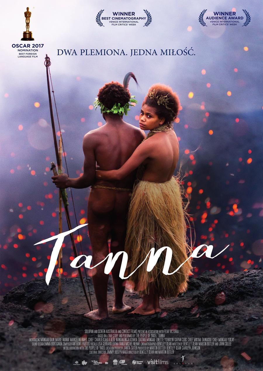 "Plakat do filmu ""Tanna"""