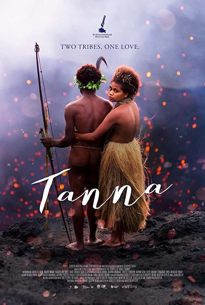 'Tanna' film poster