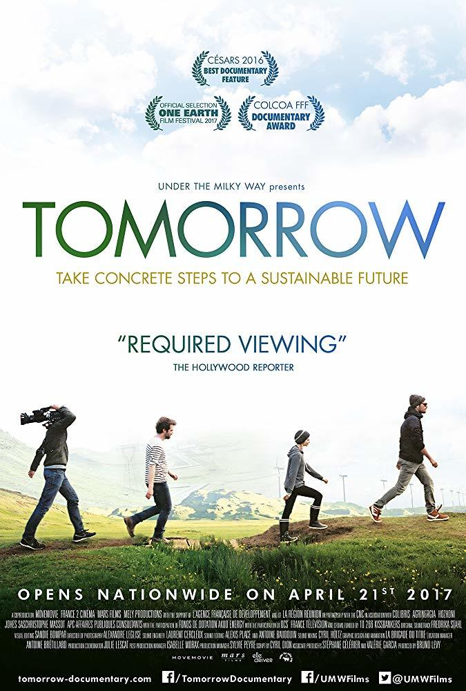 'Tomorrow' film poster