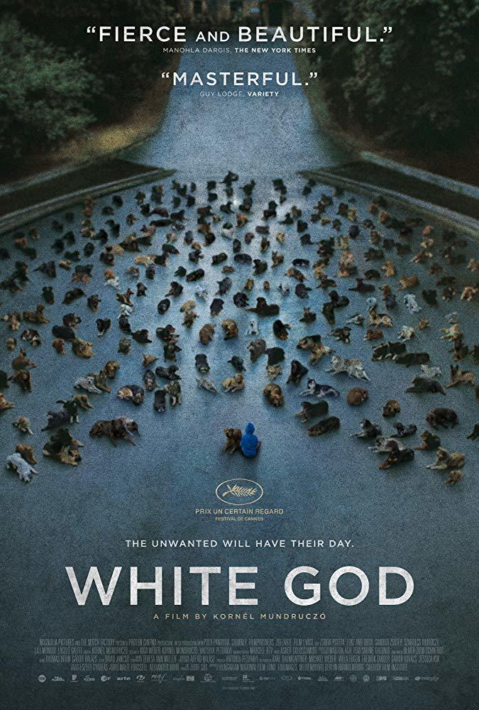 'White God' film poster
