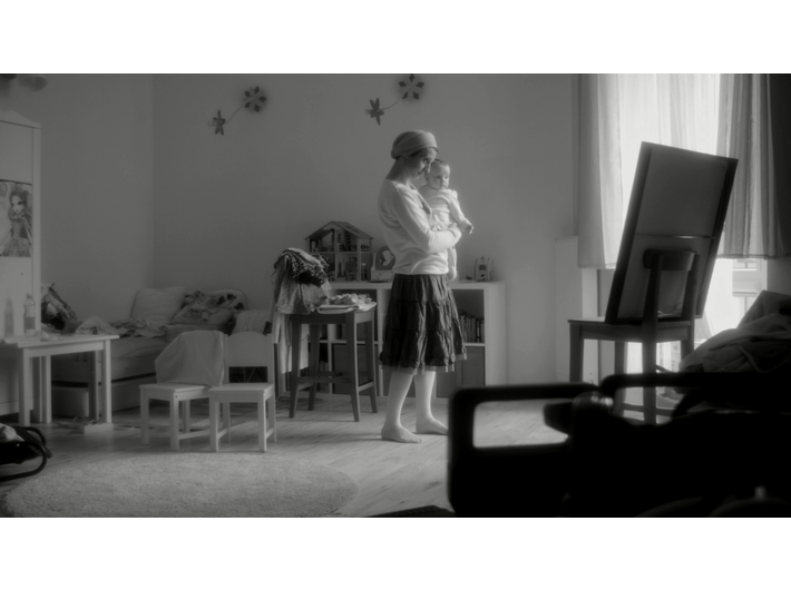 Ivan Maslov, //Zwierciadła//, 2017, wideo, 11 min 16 s, courtesy Szkoła Filmowa w Łodzi