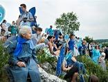 Manifestacja Modraszków, 2011, fot. Bogdan Krężel1