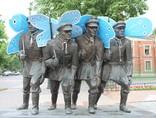 Żołnierze Modraszki, 2011, fot. Modraszek Kolektyw2