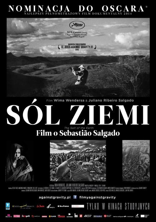 """Plakat do filmu """"Sól Ziemi"""""""