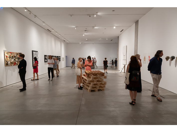 Widok wystawy //Design symboliczny//, fot. R. Sosin