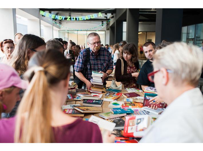 Weekend z literaturą 2016, fot. M. Świdziński