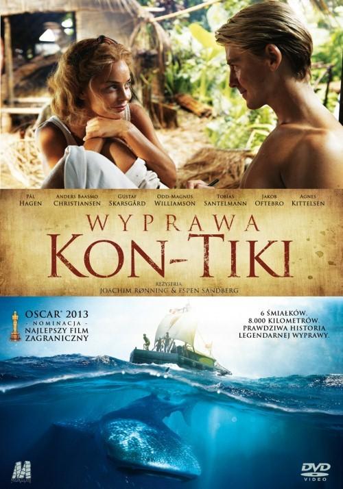 """Plakat do filmu """"Wyprawa Kon-Tiki"""""""