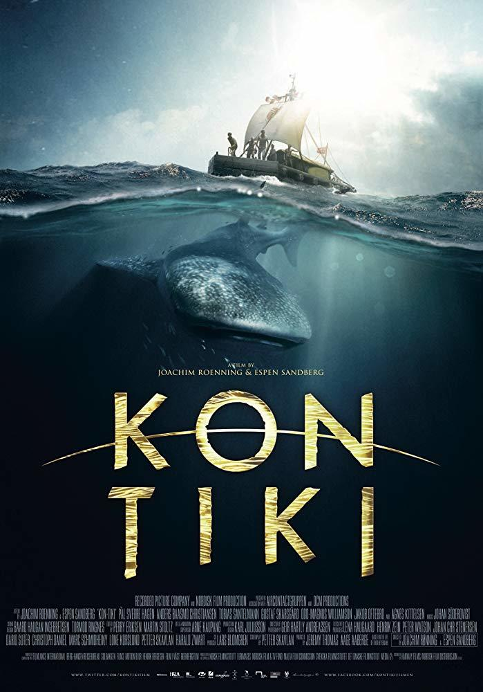 'Kon-Tiki' film poster