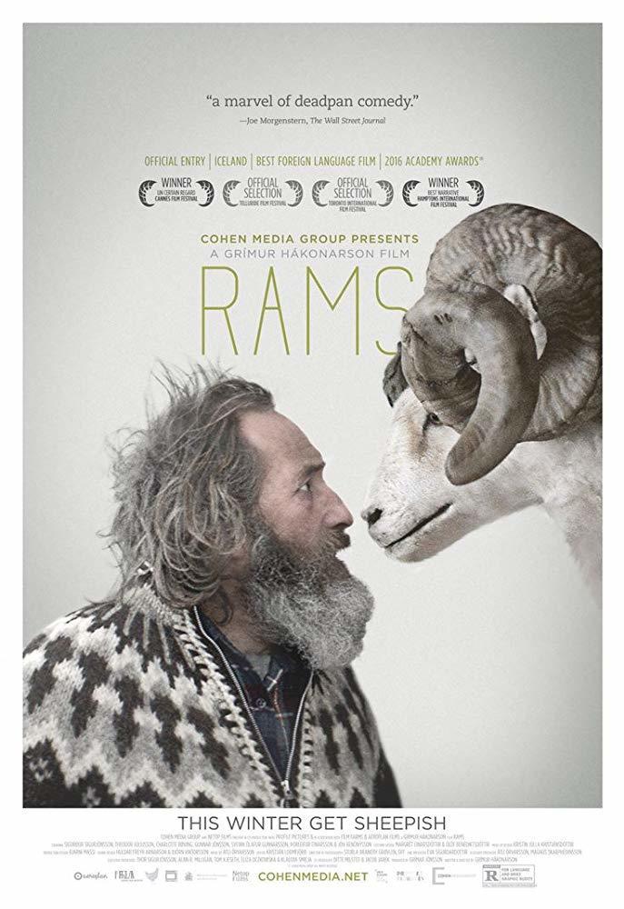 'Rams' film poster