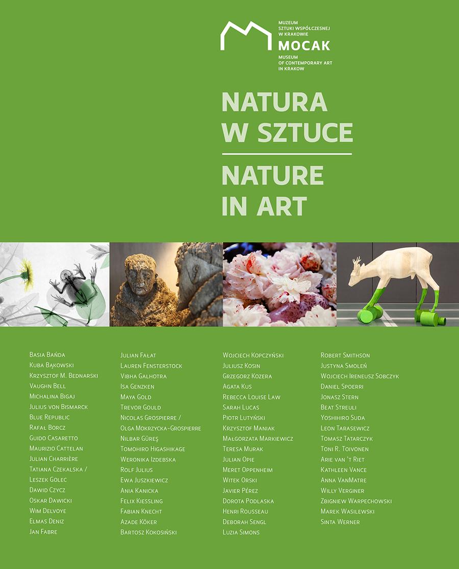 """Katalog wystawy """"Natura w sztuce"""""""