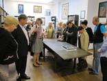 //Konstytucja mojego życia//, warsztaty z Markiem Chlandą dla seniorów z Bukowna, wrzesień 2011, fot. Elżbieta Sala3