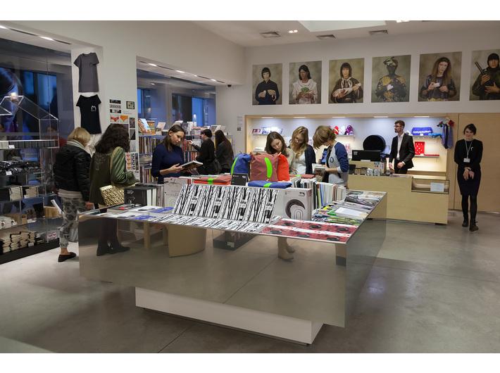 MOCAK Bookstore, fot. R. Sosin