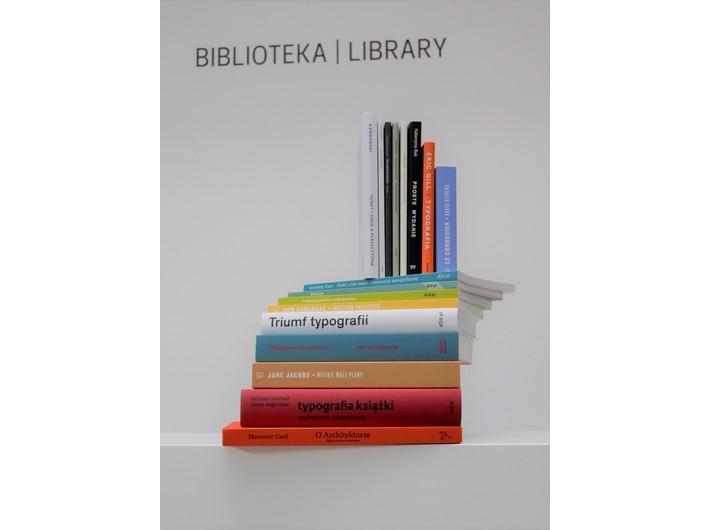 Nowości biblioteczne, fot. A. Pakosz