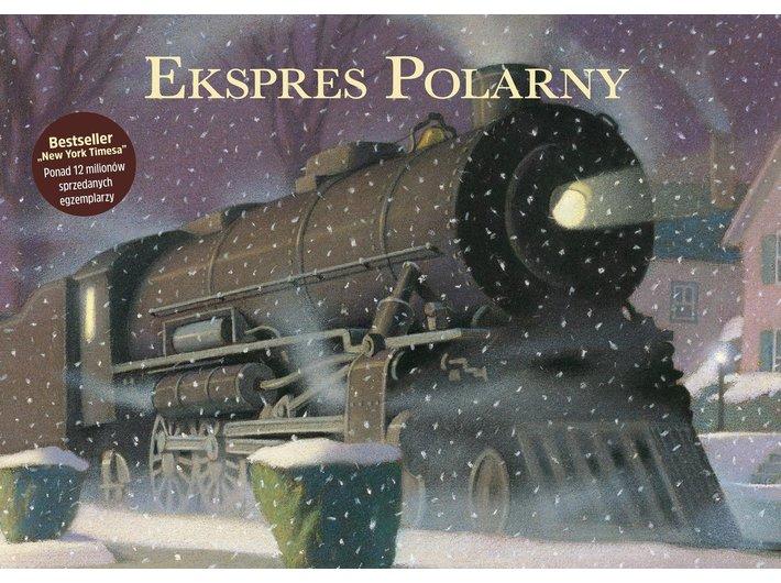 Chris Van Allsburg, //Ekspres polarny// [The Polar Express], Wydawnictwo Tekturka, Lublin 2019