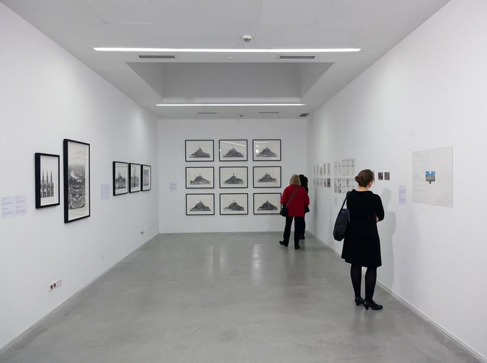 //I Enter Every Reality// exhibition, photo: R. Sosin