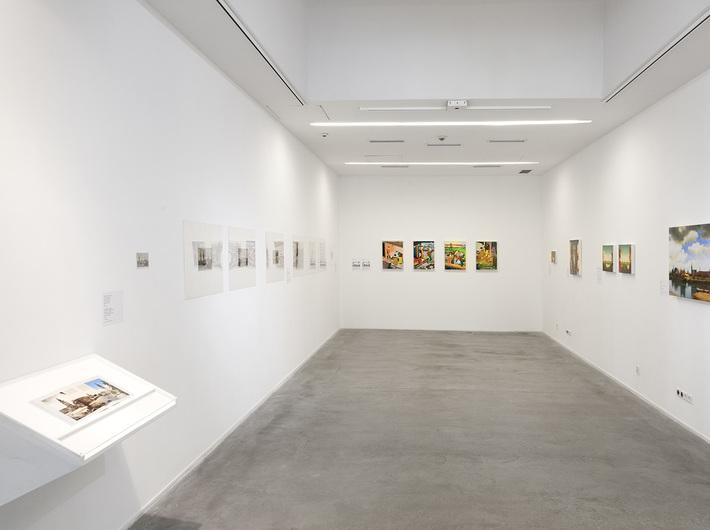 Wystawa Shinji Ogawa //Wchodzę w każdą rzeczywistość//, fot. R. Sosin