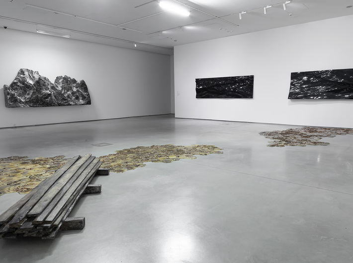 Wystawa Guido Casaretto //Duchy materii//, fot. R. Sosin