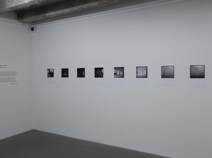 Mikołaj Smoczyński //Private Exhibition//, photo: R. Sosin