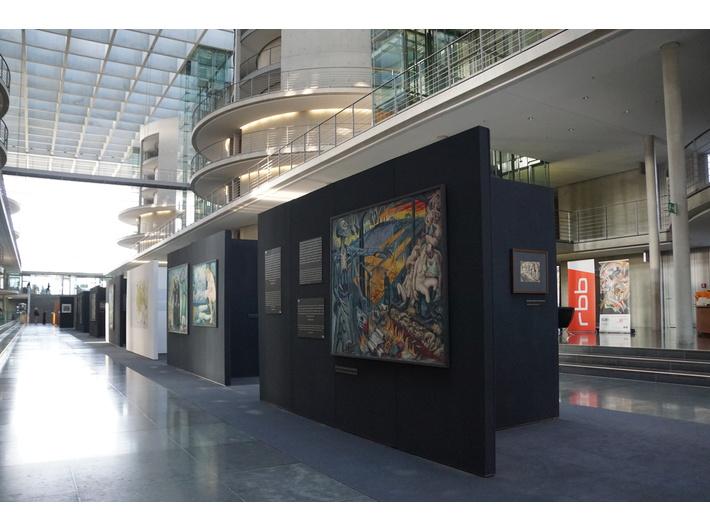 fot. B. Fritsch, Centrum Sztuk Prześladowanych w Solingen